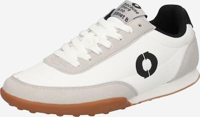 ECOALF Baskets basses 'RIERA' en gris / blanc, Vue avec produit