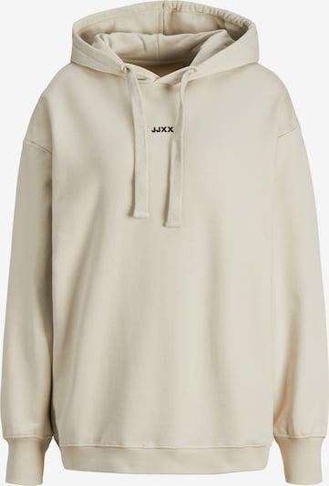 JJXX Sweatshirt 'Cleo' in hellgrau / schwarz, Produktansicht
