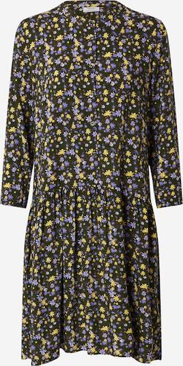 Marc O'Polo DENIM Kleid in blau / gelb / dunkelgrün, Produktansicht