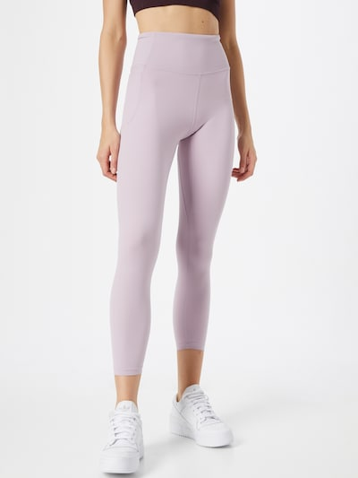 UNDER ARMOUR Workout Pants in Pink, View model