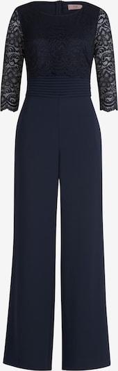Vera Mont Jumpsuit in de kleur Donkerblauw, Productweergave