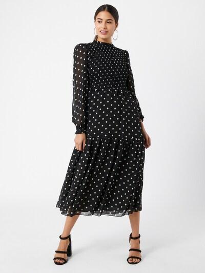 Dorothy Perkins Kleid 'Sheered' in schwarz, Modelansicht