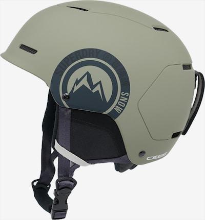 Superdry Helm in de kleur Olijfgroen, Productweergave