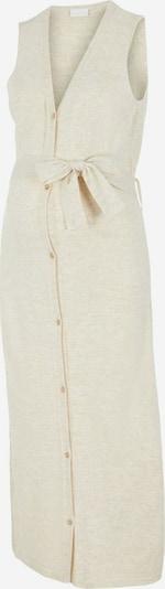 MAMALICIOUS Gebreid vest in de kleur Beige, Productweergave