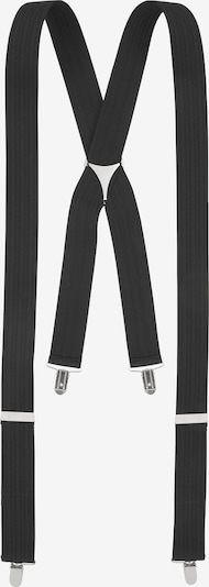 J. Jayz Hosenträger in schwarz, Produktansicht