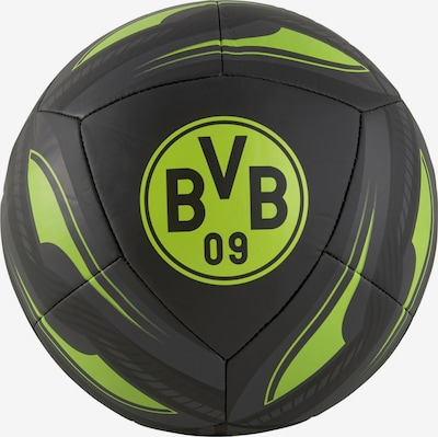 PUMA Fußball 'Borussia Dortmund' in anthrazit / grün, Produktansicht