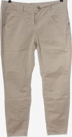 TAIFUN Stoffhose in XL in wollweiß, Produktansicht