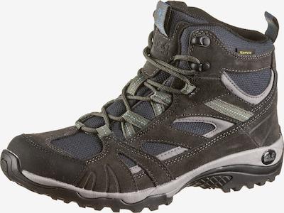 JACK WOLFSKIN Boots 'Montana' in Navy / Light grey / Dark grey / Olive, Item view