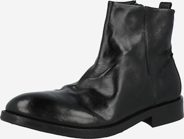Hudson London Boot 'Fryatt' in Black