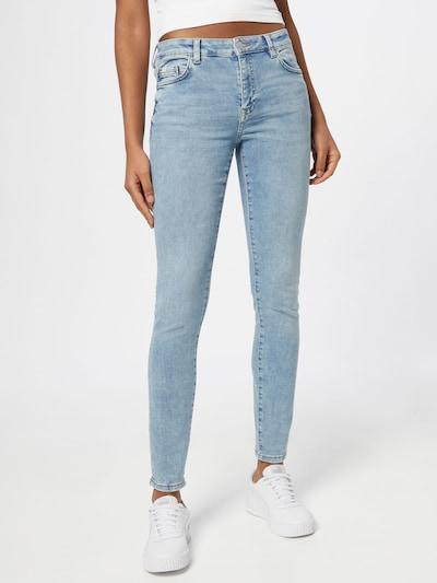 EDC BY ESPRIT Jeans in hellblau, Modelansicht