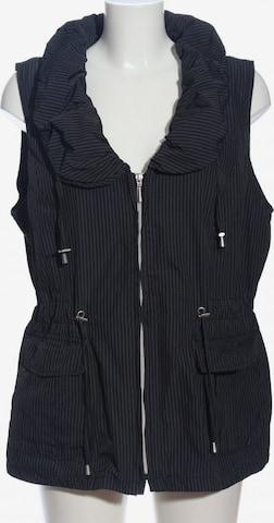 Gina Laura Vest in L in Black