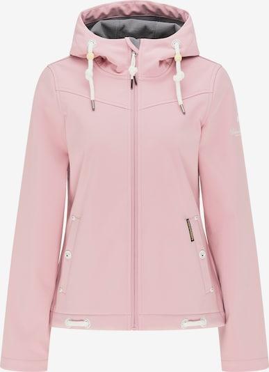 Schmuddelwedda Funktionsjacke in rosa, Produktansicht