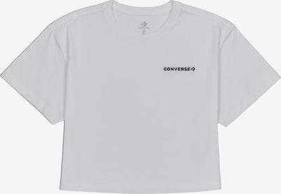 CONVERSE Shirt 'FTC' in schwarz / weiß, Produktansicht