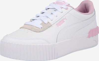 PUMA Sneaker 'Carina' in grau / pink / weiß, Produktansicht