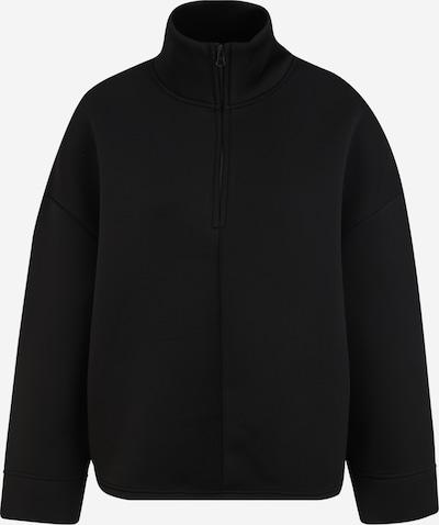 CURARE Yogawear Sweat de sport en noir, Vue avec produit