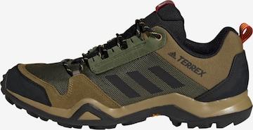 adidas Terrex Flats in Green