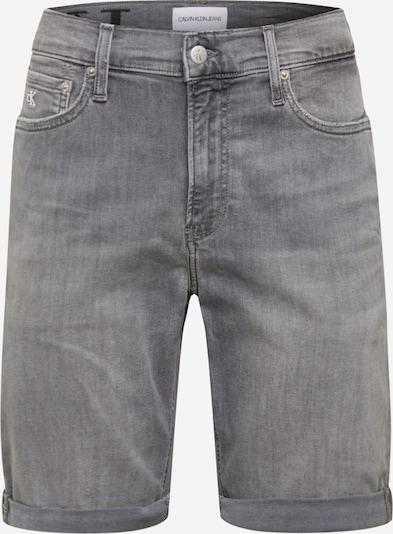 Calvin Klein Jeans Džínsy - sivý denim, Produkt