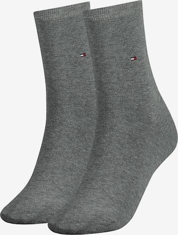 TOMMY HILFIGER Ankle Socks in Grey