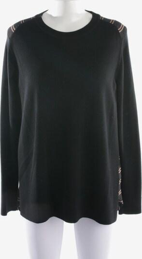 HUGO BOSS Wollpullover in L in beige / schwarz, Produktansicht