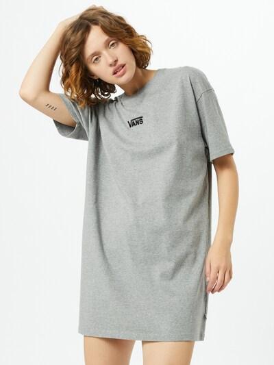 VANS Kleid in anthrazit / graumeliert, Modelansicht