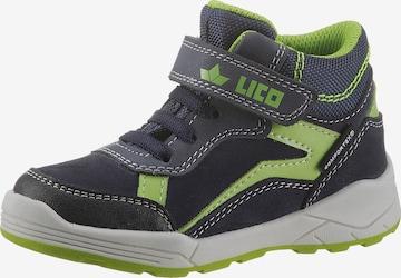 LICO Boots in Blau