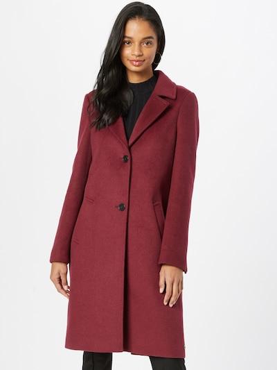 Palton de primăvară-toamnă s.Oliver pe mov zmeură, Vizualizare model