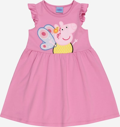 Peppa Pig Kleid in mischfarben / pink, Produktansicht