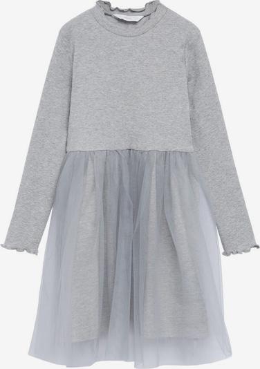 MANGO KIDS Kleid 'Boston' in hellgrau, Produktansicht