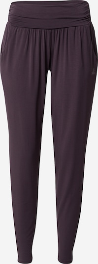 CURARE Yogawear Workout Pants in Aubergine, Item view