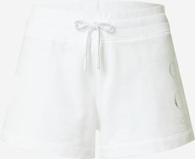 Calvin Klein Jeans Pantalon en blanc: Vue de face