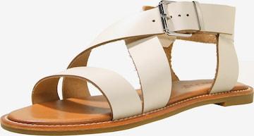 INUOVO Sandalen in Weiß