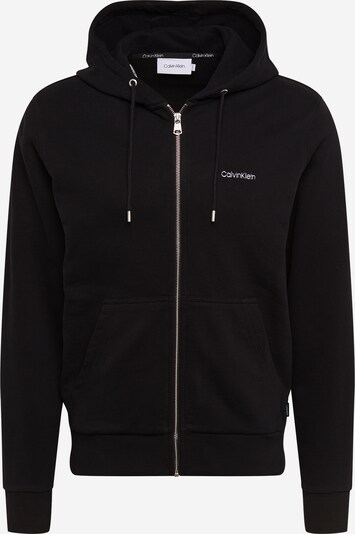 Calvin Klein Sweatjakke i sort, Produktvisning