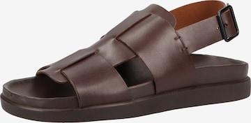 Sandales CLARKS en marron