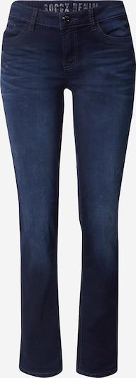Soccx Jeans 'RO:MY' in de kleur Donkerblauw, Productweergave