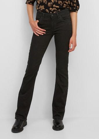 Marc O'Polo DENIM Jeans 'Nella' in Zwart