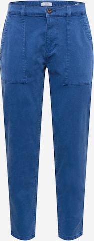 Pantalon EDC BY ESPRIT en bleu