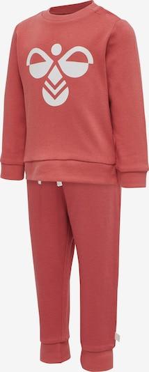 Hummel Trainingspak 'Arin' in de kleur Rood / Wit, Productweergave