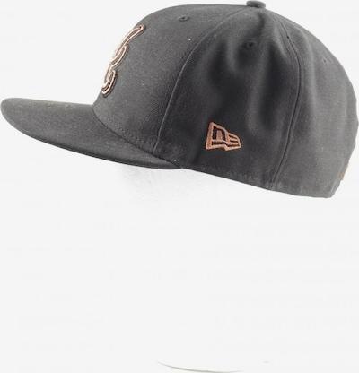 NEW ERA Basecap in XL in hellorange / schwarz, Produktansicht