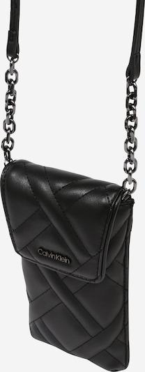 Calvin Klein Handytasche in schwarz, Produktansicht