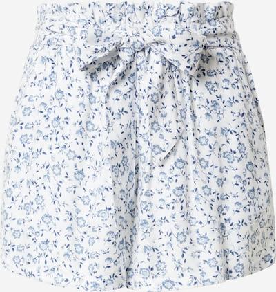 HOLLISTER Shorts 'CHAIN' in blau / weiß, Produktansicht