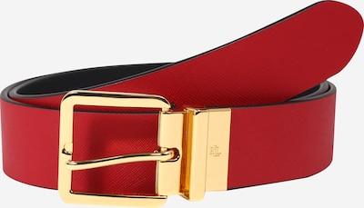 Curea Lauren Ralph Lauren pe bleumarin / roșu, Vizualizare produs