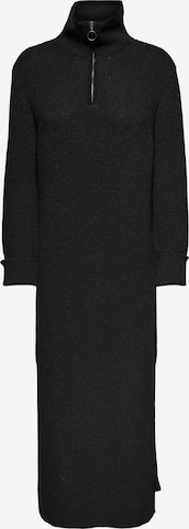 ONLY Knitted dress in Black