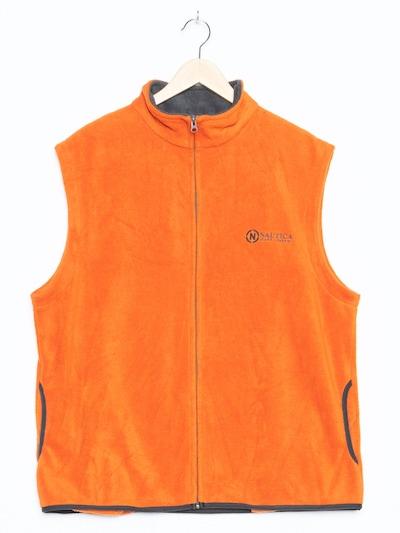 NAUTICA Weste in XL in mandarine, Produktansicht