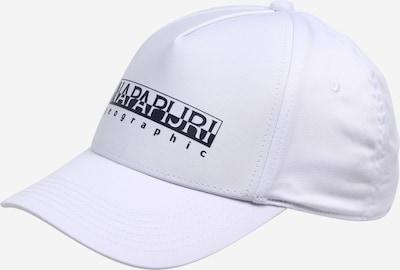 NAPAPIJRI Hoed 'FRAMING 2' in de kleur Zwart / Wit, Productweergave