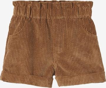 Pantalon 'Harper' MANGO KIDS en marron