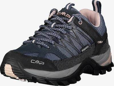 CMP Poltopánky 'Rigel Low' - tmavomodrá / svetloružová / čierna, Produkt