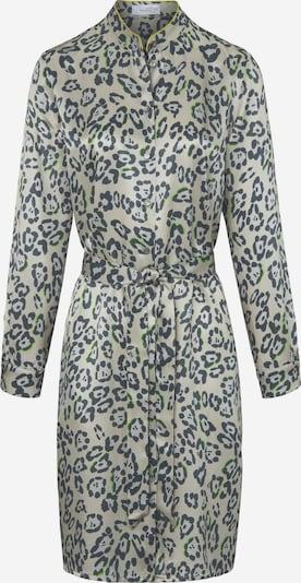 Looxent Abendkleid mit Stehkragen in grau, Produktansicht