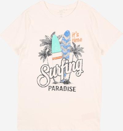 Guppy Shirt 'Harper' in de kleur Wit, Productweergave