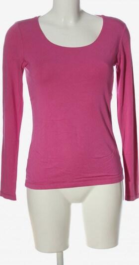 SEM PER LEI. Longsleeve in S in pink, Produktansicht