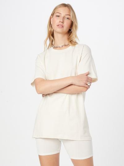 Femme Luxe Hosenanzug 'ZORA' in beige: Frontalansicht